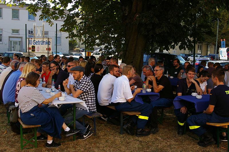 THW OV Frankfurt-Main: DB-Event beim THW